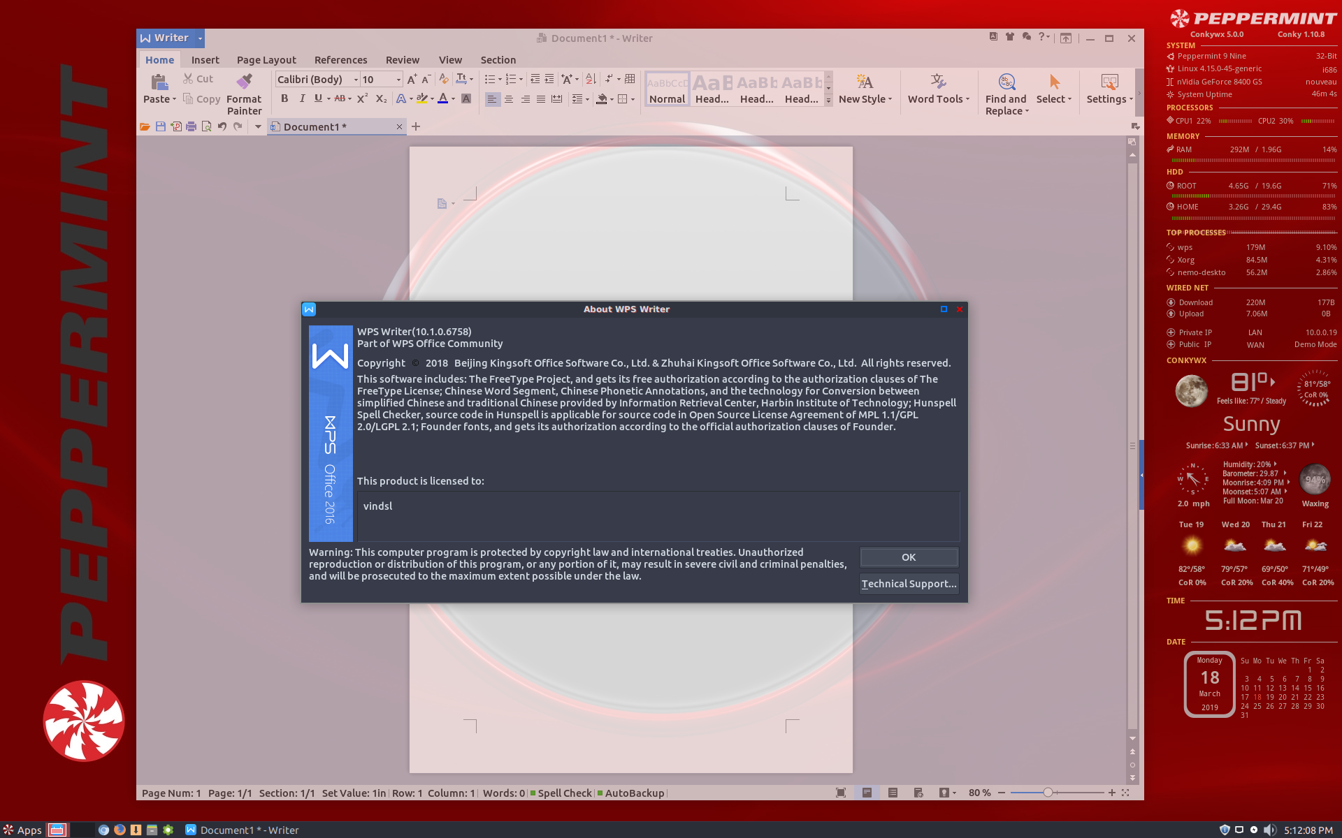 How to install WPS Office