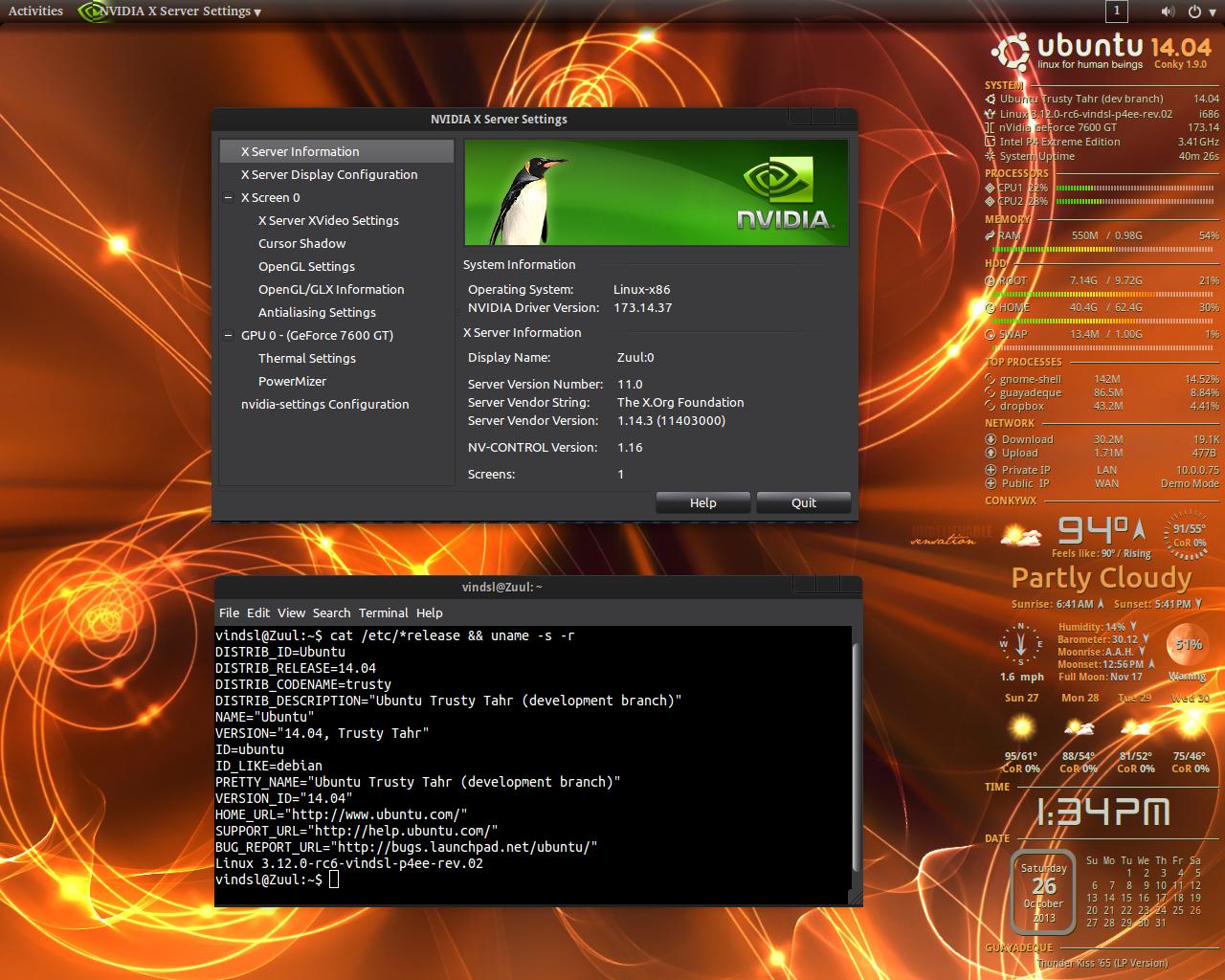 بررسی  و معرفی  نسخه جدید 3.12 میزکار گرافیکی GNOME برای گنو/لینوکس